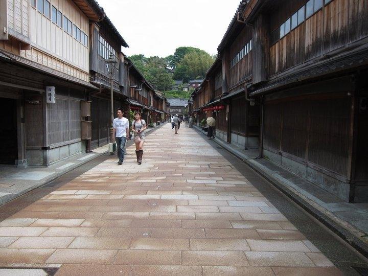 【J#3】金沢の文化としての成熟度の高さに感激