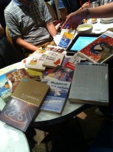 【B#7】旅の読書会への参加〜情報は人が大事
