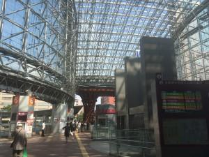 【J#37】金沢〜市内観光と再会