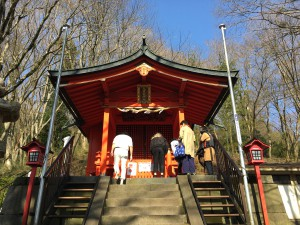【J#49】新屋山神社と忍野八海〜金運神社への参拝+水の音に癒される
