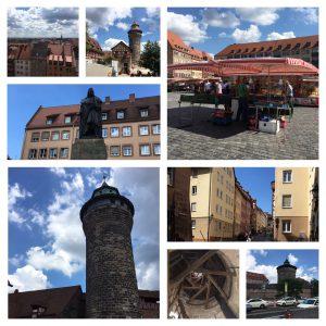 【W#173】ニュルンベルク〜ニュルンベルク城とアルブレヒト・デューラー