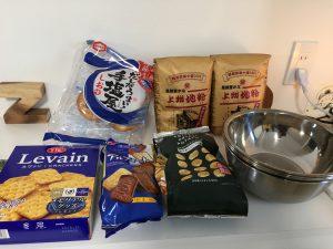 【J#47】地粉道場を開催して(2)〜小麦粉からパンケーキを作る