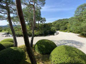 【J#71】松江・出雲・米子への旅(2)〜日本一の庭園を持つ足立美術館と松江城近辺を散策